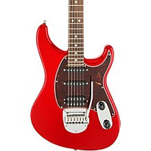 Sergio Vallin Signature Electric Guitar Hot Rod Red Rosewood Fingerboard