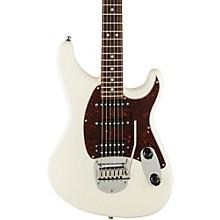 Sergio Vallin Signature Electric Guitar Olympic White Rosewood