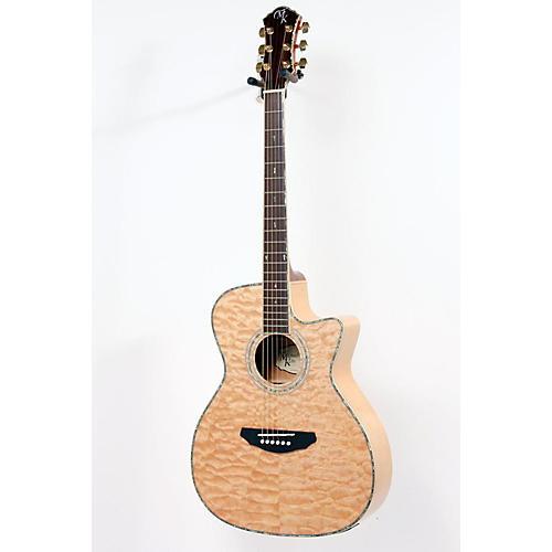 Michael Kelly Series 15 Arena Cutaway Acoustic-Electric Guitar Natural 888365074153