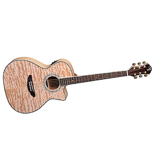 Michael Kelly Series 15 Arena Cutaway Acoustic-Electric Guitar-thumbnail