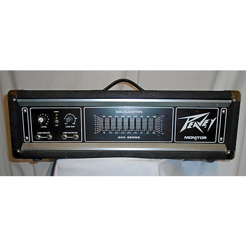 used peavey series 260c bass amp head guitar center. Black Bedroom Furniture Sets. Home Design Ideas