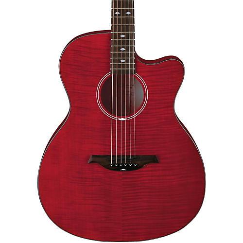 b c rich series 3 acoustic electric cutaway guitar guitar center. Black Bedroom Furniture Sets. Home Design Ideas