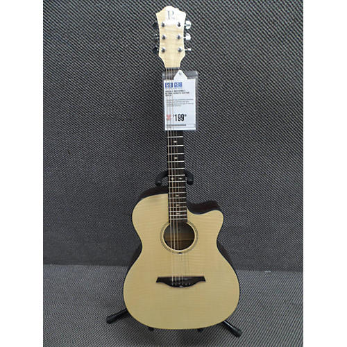 used b c rich series 3 acoustic electric guitar guitar center. Black Bedroom Furniture Sets. Home Design Ideas