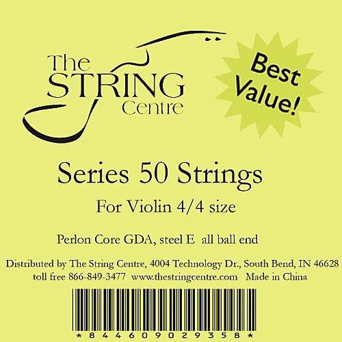 The String Centre Series 50 Violin string set-thumbnail