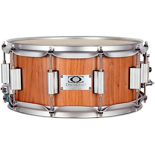 DrumCraft Series 8 Lignum Oak Snare Drum-thumbnail
