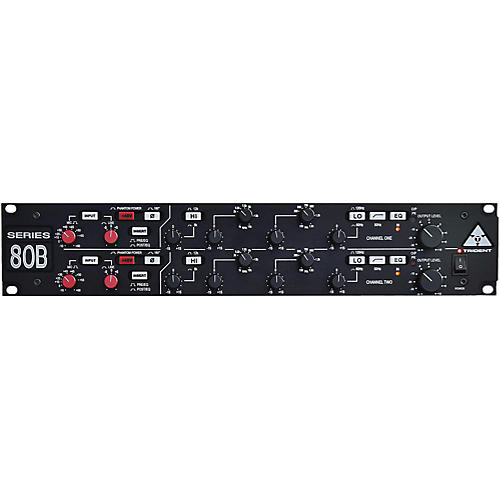 Trident Audio Series 80B Dual Channel