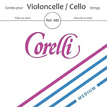 Corelli Series Cello String Set