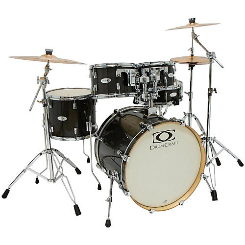 DrumCraft Series Five 5-Piece Fusion Drum Kit-thumbnail