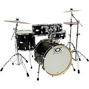 Series Five 5-Piece Fusion Drum Kit Shadow Black