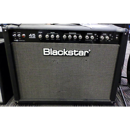 Blackstar Series One 45 45W 2x12 Tube Guitar Combo Amp-thumbnail
