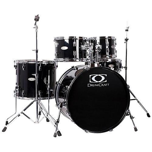 DrumCraft Series One 5-Piece Fusion Drum Set-thumbnail