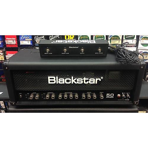 Blackstar Series One 50 S150H 50W Tube Guitar Amp Head-thumbnail