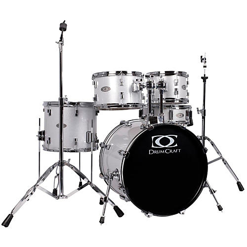 DrumCraft Series Three 5-Piece Fusion Drumset-thumbnail