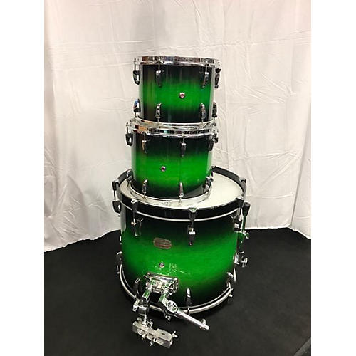 Used Pearl Session Custom Drum Kit Guitar Center