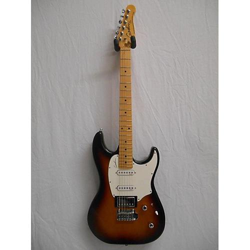 used godin session solid body electric guitar 3 tone sunburst guitar center. Black Bedroom Furniture Sets. Home Design Ideas