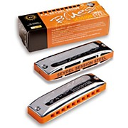 SEYDEL Session Steel Natural Minor Harmonica