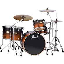 Pearl Session Studio Classic 4 Piece Shell Pack with Free 14 Inch Floor Tom