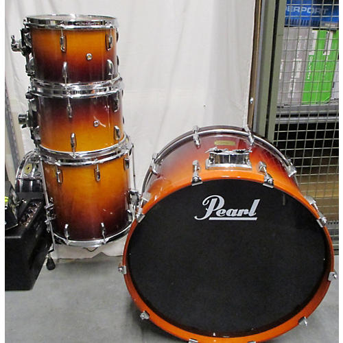Pearl Sessions Custom Drum Kit