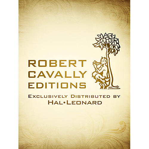 Hal Leonard Seven Original Etudes from Let's Play the Flute Robert Cavally Editions Series Composed by Robert Cavally