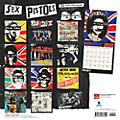 Browntrout Publishing Sex Pistols 2017 Live Nation Calendar thumbnail