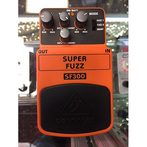 Behringer Sf300 Effect Pedal-thumbnail