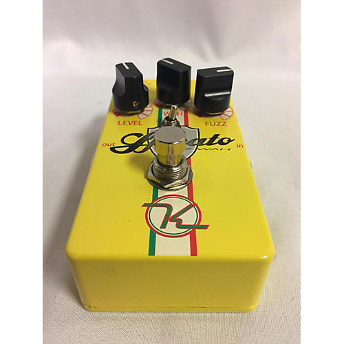 Keeley Sfocato Fuzz Wah Effect Pedal