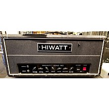 Hiwatt Sg50 Tube Guitar Amp Head