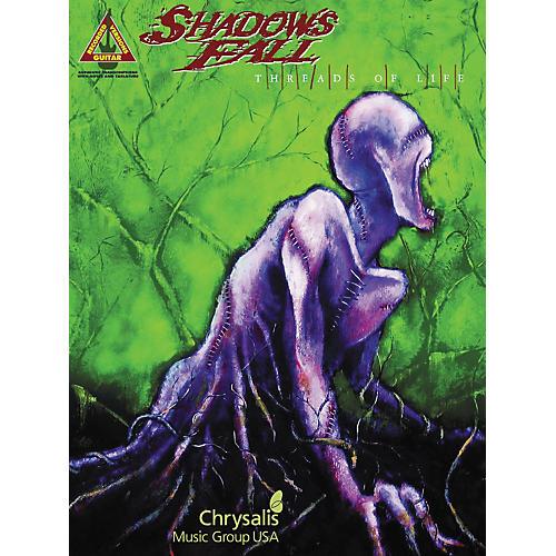 Hal Leonard Shadows Fall Threads of Life Guitar Tab Songbook