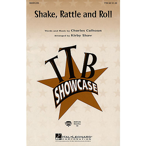 Hal Leonard Shake, Rattle and Roll ShowTrax CD Arranged by Kirby Shaw