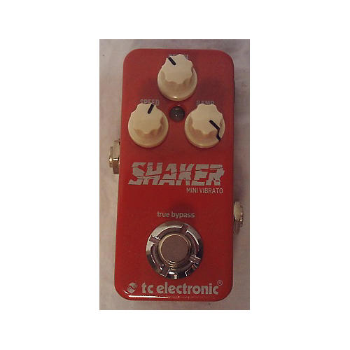 TC Electronic Shaker Mini Vibrato Effect Pedal-thumbnail