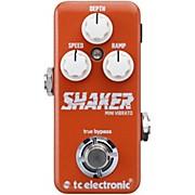 TC Electronic Shaker Mini Vibrato Guitar Effects Pedal