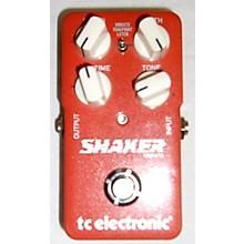 TC Electronic Shaker Vibrato Effect Pedal