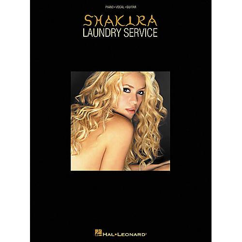 Hal Leonard Shakira - Laundry Service Piano, Vocal, Guitar Songbook-thumbnail