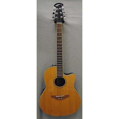 Ovation Shallow Bowl Acoustic Electric Guitar-thumbnail