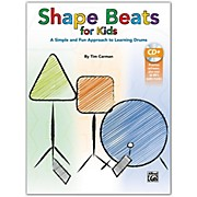 BELWIN Shape Beats for Kids Book & CD