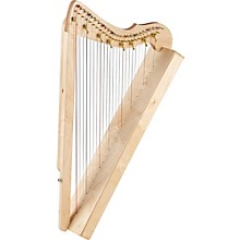 Rees Harps Sharpsicle Harp Level 1 Natural Maple