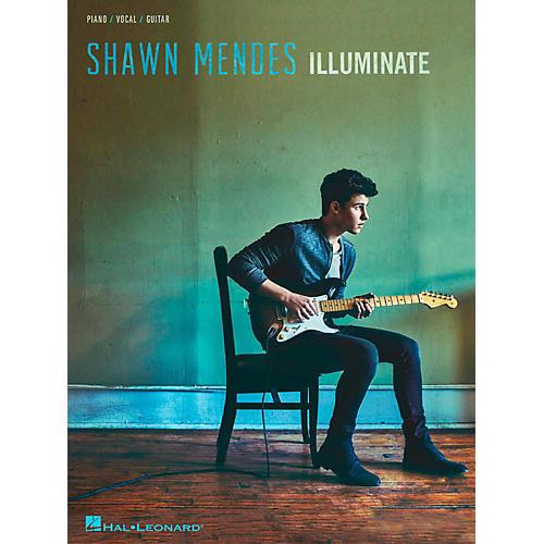 Hal Leonard Shawn Mendes - Illuminate Piano/Vocal/Guitar-thumbnail