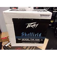 """Peavey Sheffield TVX 1035 10"""" 8 Ohm Bass Guitar Speaker Raw Frame Speaker"""