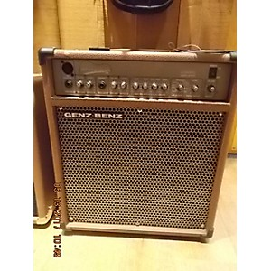 Pre-owned Genz Benz Shenandoah Jr Acoustic Guitar Combo Amp by Genz Benz