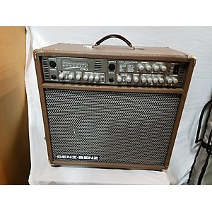 Pre-owned Genz Benz Shenandoah Pro Acoustic Guitar Combo Amp by Genz Benz