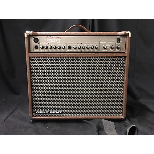 used genz benz shenandoah stereo 60 acoustic guitar combo amp guitar center. Black Bedroom Furniture Sets. Home Design Ideas