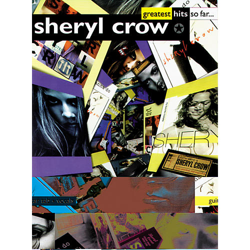 Alfred Sheryl Crow - Greatest Hits So Far Book
