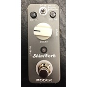 Mooer Shim Verb Effect Pedal