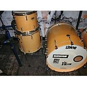 ShineCustomDrums& Percussion Shine Custom Gold Drum Kit