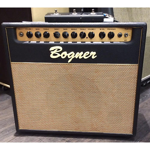 Bogner Shiva 1x12 6L6 Tube Guitar Combo Amp