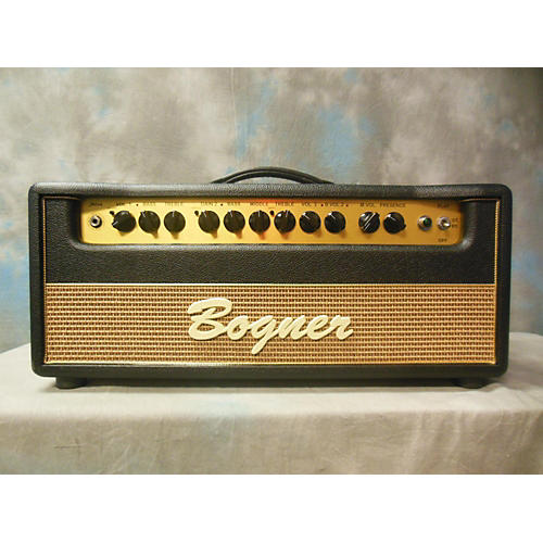 Bogner Shiva With Reverb EL34 80W Tube Guitar Amp Head