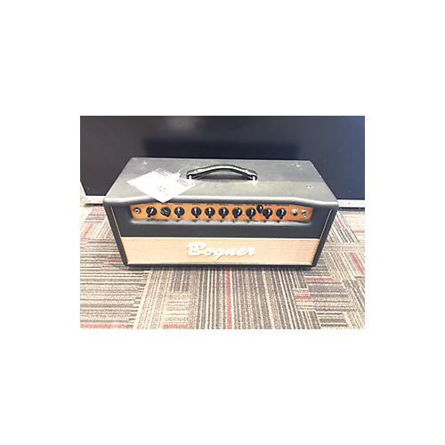 Bogner Shiva With Reverb EL34 80W Tube Guitar Amp Head-thumbnail