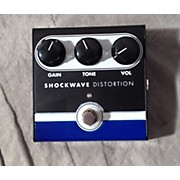 Jet City Amplification Shock Wave Distortion Effect Pedal