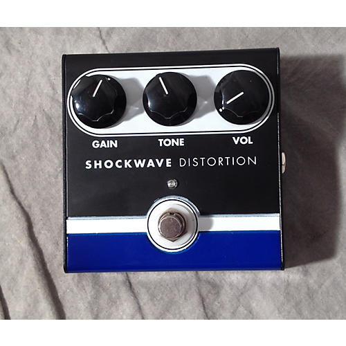 Jet City Amplification Shock Wave Distortion Effect Pedal-thumbnail