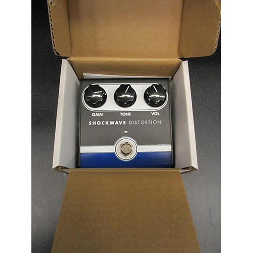 Jet City Amplification Shockwave Distortion Effect Pedal